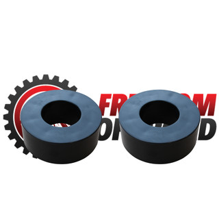 """2"""" Rear Coil Spacers Lift Kit #FO-J307R20"""