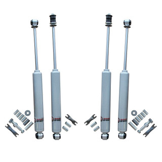 "0-4"" Lift Extended Nitro Shocks #FO-SH301"