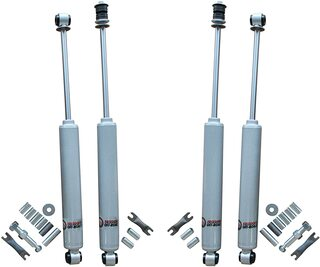 "0-4"" Lift Extended Nitro Shocks  #FO-SH302"