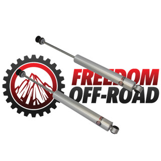 "0-3"" Lift Extended Nitro Rear Shocks #FO-T301R"