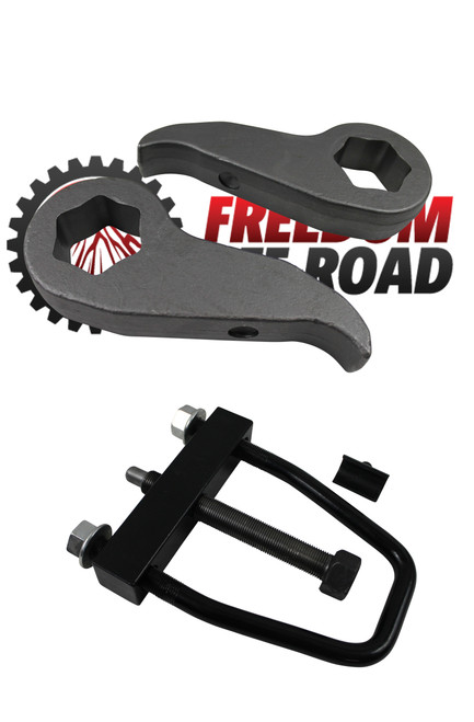 """1""""-3"""" Leveling Kit Torsion Keys with Install Tool #FO-G104F+FO-UTTOOL2"""