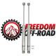 "0-3"" Lift Extended Nitro Rear Shocks #FO-F304R"