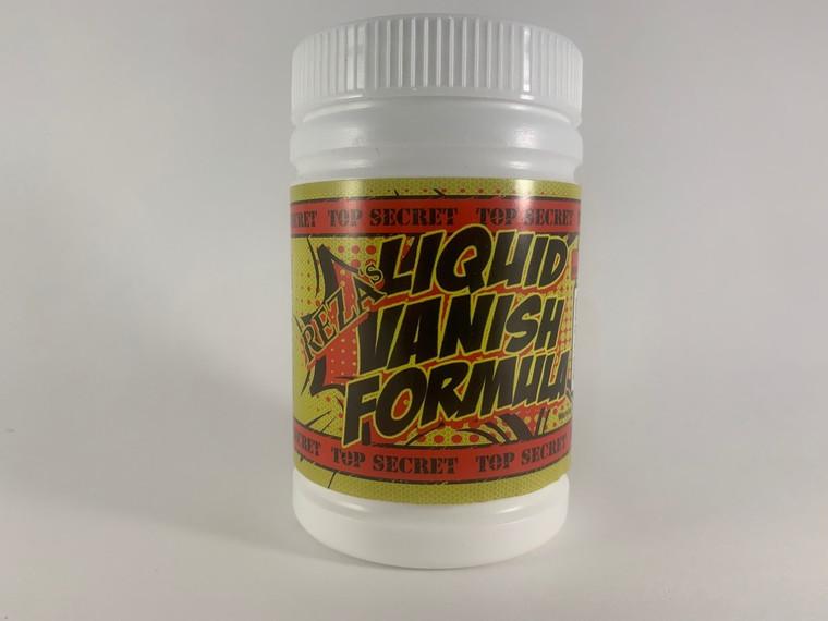 REZA    TOP SECRET LIQUID VANISH FORMULA