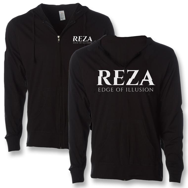 REZA | BLACK WHITE Jacket