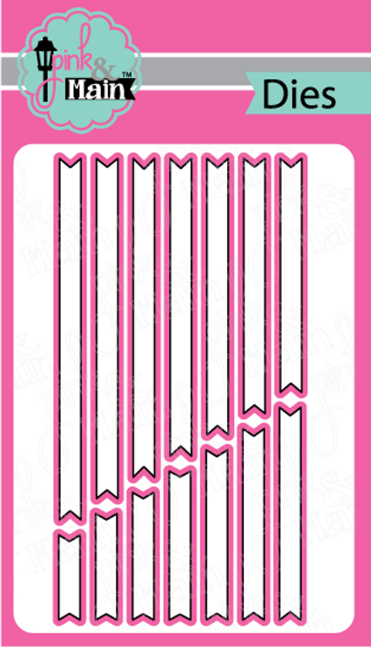 Pink and Main Sentiment Strip Dies