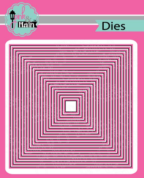 Layered Squares Dies