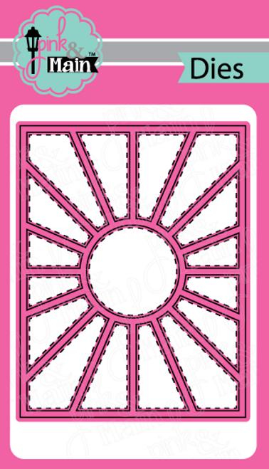 Sunburst Cover Die
