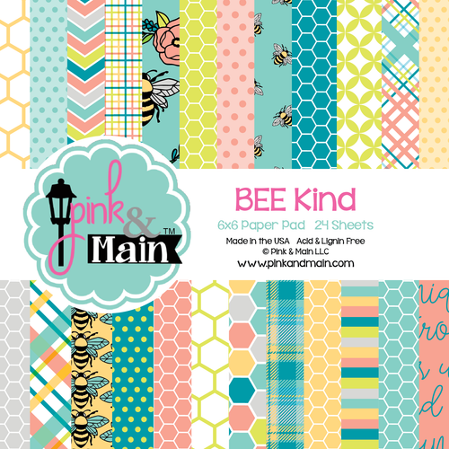 BEE Kind Paper Pad