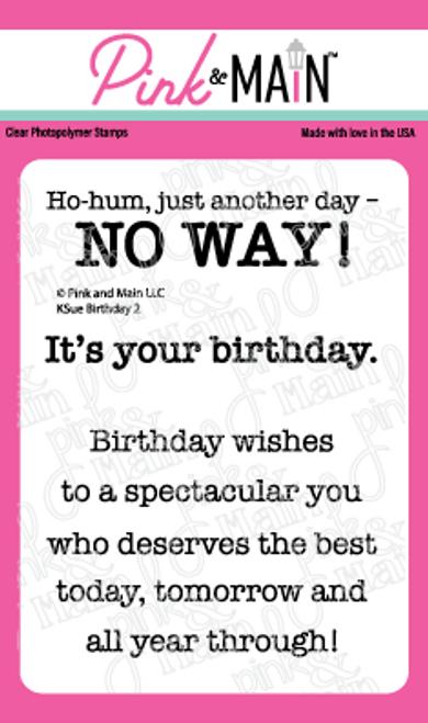 KSue Birthday 2