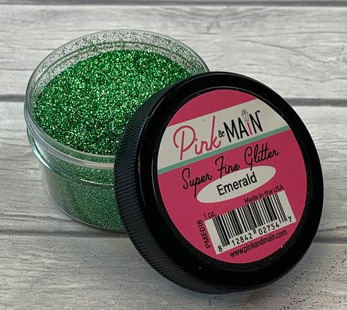Emerald Super Fine Glitter