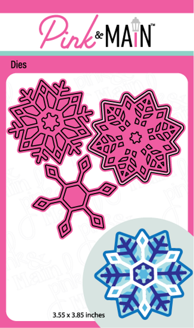 Stacked Snowflake Dies