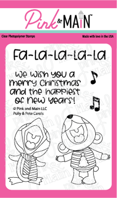 Polly and Pete Carols