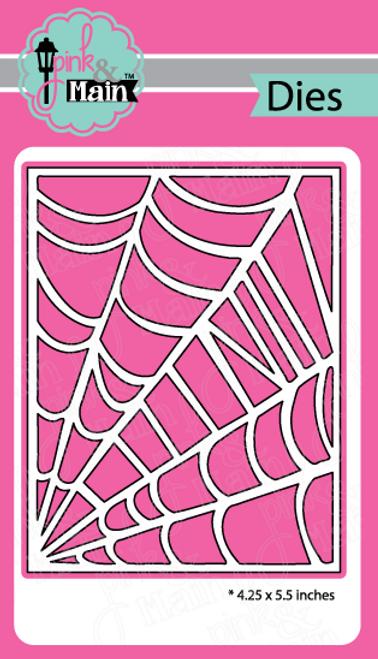 Spider Web Cover Die