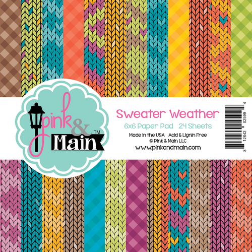 Sweater Weather 6x6 Paper Pad
