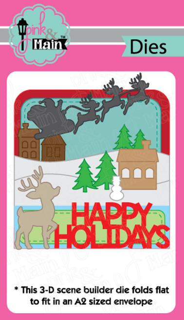 Holiday Scene Dies
