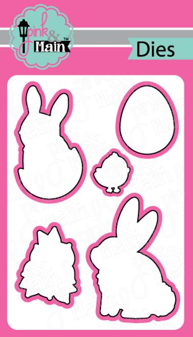 Easter Eggs Dies