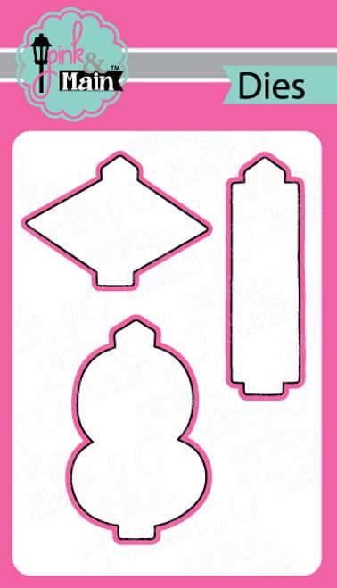 Pink and Main Lanterns die