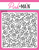 Happy Mail 6x6 Embossing Folder