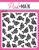 Rose Garden 6x6 Embossing Folder