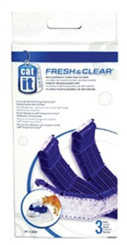 Catit Replacement Cartridge 3pk {requires 3-7 Days before shipping out}