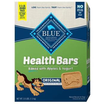 Blue Buffalo Apl yogurt Hlth Bar 56z C=3