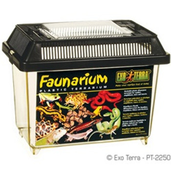 Exo-terra Faunarium Mini {requires 3-7 Days before shipping out}