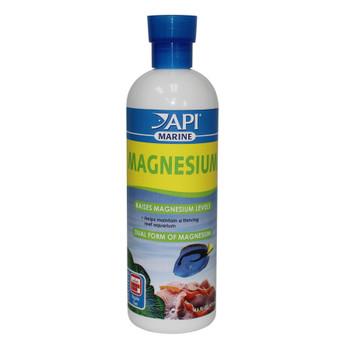 API Marine Magnesium Supplement 16 oz