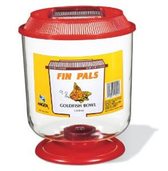 Fin Pals Goldfish Bowl Medium {requires 3-7 Days before shipping out}