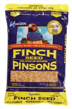 Finch Staple Vme Seeds 3lb{requires 3-7 Days before shipping out}