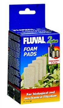 Fluval 2 Plus Foam Insert {requires 3-7 Days before shipping out}
