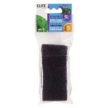 Elite Foam Cartridge F/a50 5-pk {requires 3-7 Days before shipping out}