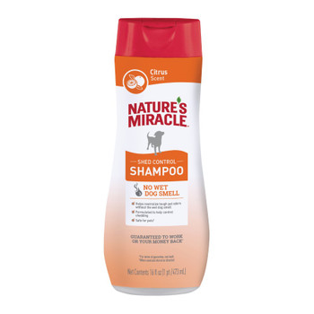 Nature's Miracle Shed Control Shampoo 16 oz