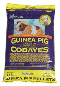 Guinea Pig Food 5lb{requires 3-7 Days before shipping out}