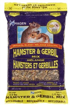 Hamster/gerbil Staple Vme 2.5#{requires 3-7 Days before shipping out}