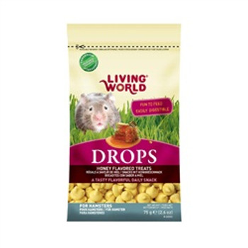 Living World Hamster Treat 2.6oz Honey {requires 3-7 Days before shipping out}