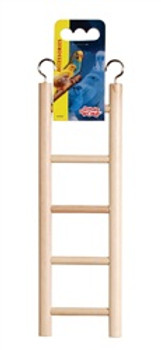 Lw Wooden Ladder - 5 Steps{requires 3-7 Days before shipping out}
