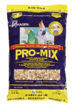 Parrot Pro Mix 2.5#{requires 3-7 Days before shipping out}