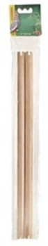 Lw Wooden Tiel Perch 17 In 2/pk {requires 3-7 Days before shipping out}