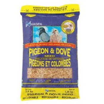 Pigeon & Dove Staple Vme 25# {requires 3-7 Days before shipping out}