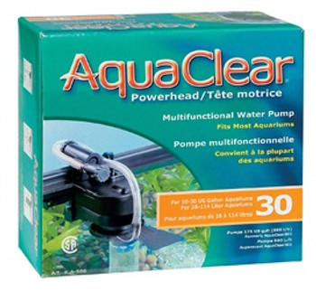 Aqua Clear 30 (301) Powerhead Ul {requires 3-7 Days before shipping out}