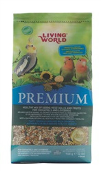 Lw Premium Lovebird/cockatiel 2# {requires 3-7 Days before shipping out}