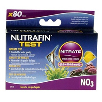 Nitrate Test Fresh/saltwater. {requires 3-7 Days before shipping out}