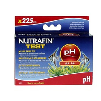 Ph Low Range Freshwater Test. {requires 3-7 Days before shipping out}