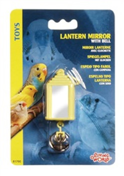 Lw Lantern Mirror W/ Bell {requires 3-7 Days before shipping out}