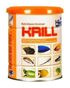 Hikari Bio-pure Freeze Dried Krill 3.53oz