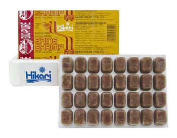 Hikari Bio-pure Frozen Brine Shrimp Cube Pack 3.5oz SD-5