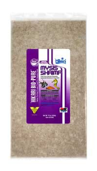 Hikari Bio-pure Frozen Mysis Shrimp Flat Pack 16oz SD-5