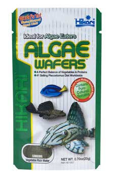Hikari Algae Wafers Rapidly Sinking Wafer 20gm