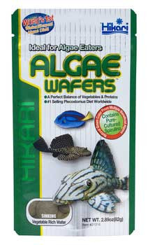 Hikari Algae Wafers Rapidly Sinking Wafer 82gm