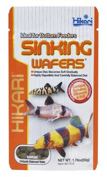Hikari Sinking Wafers Rapidly Sinking Wafer 1.86oz